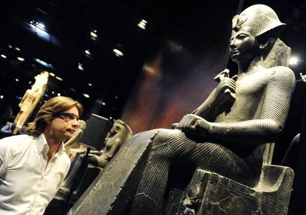 Musei: Egizio Torino,Ramses II parla la lingua dei segni