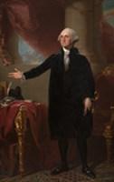 National portrait gallery georges washington