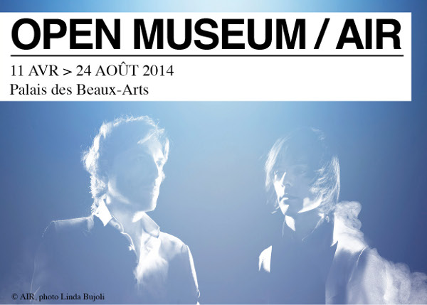 Palais Beaux Arts Lille open-air