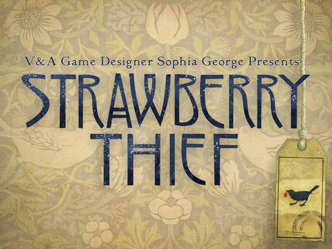 VA museum strawberry thief banner1