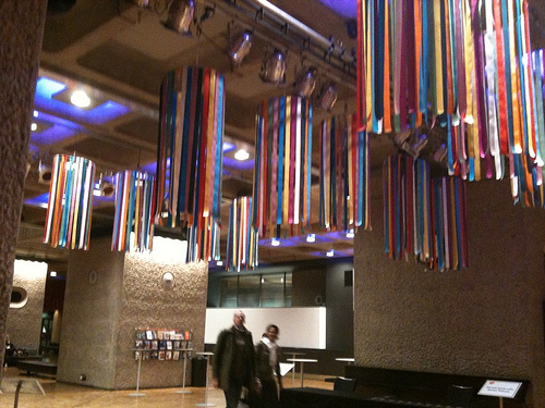 barbican foyer