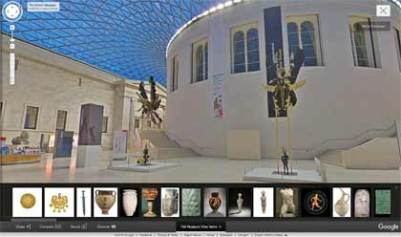 british museum google home