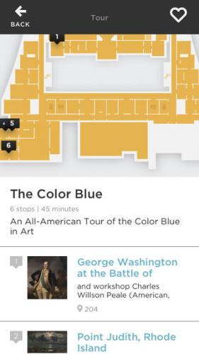 cleveland museum app map screen568x568