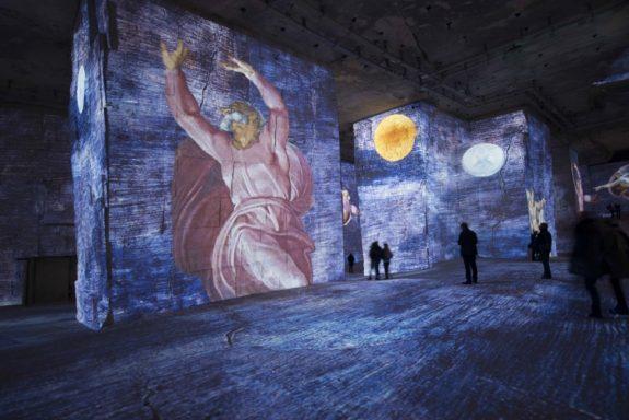 culturespaces baux expo - Tour d'horizon de l'offre culturelle immersive mondiale - Paxi Collectif