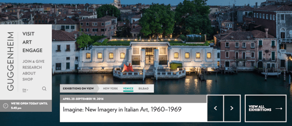 guggenheim fondation new website may 2016 2