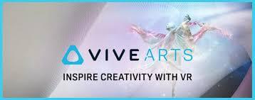 htc vive arts logo