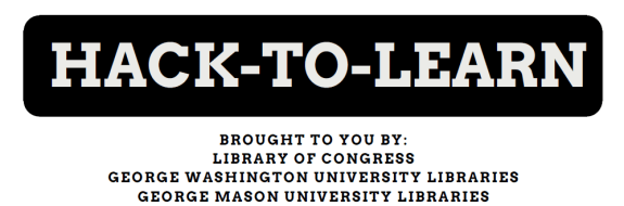 library of congress hacktolearn-black