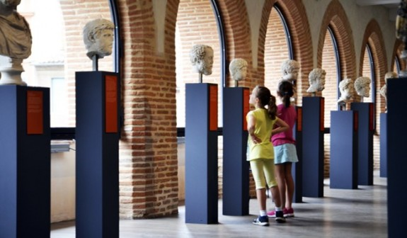 (c) Musée Saint Raymond, Toulouse
