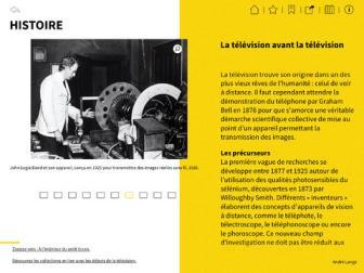 musée arts et metiers appli tv 2