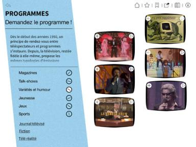 musée arts et metiers appli tv 3
