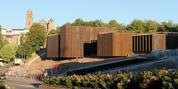 musee soulages travaux