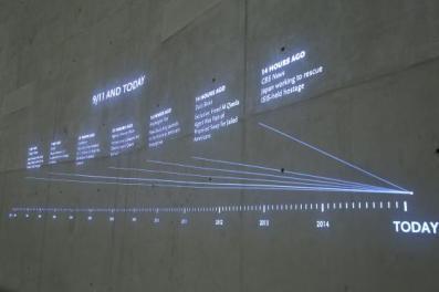 museum 9 11 timescape