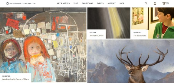 national galleries scotland site web home 2 avril 2017