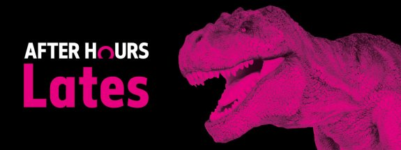 March Lates: Step into the world of dinosaurs