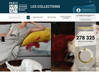 3fad731912399c Le portail des collections fait désormais partie intégrante au site Internet  !