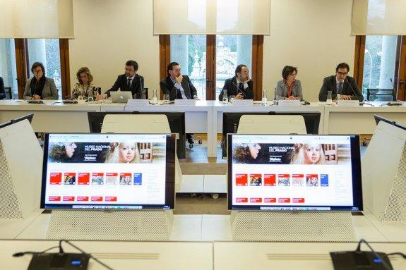 Conférence de Presse du Prado sur ses développements éducatifs (c) Prado