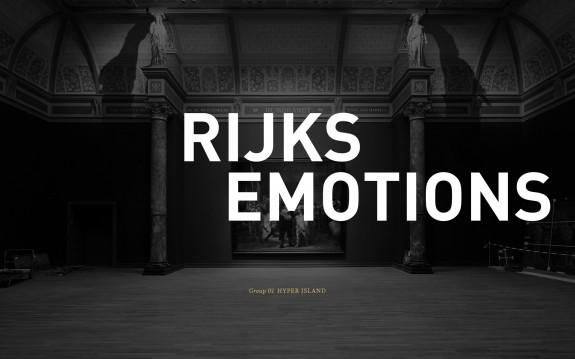 rijks emotions
