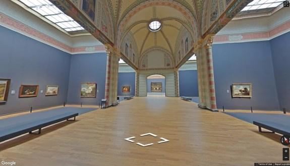 rijksmuseum google stret view 1