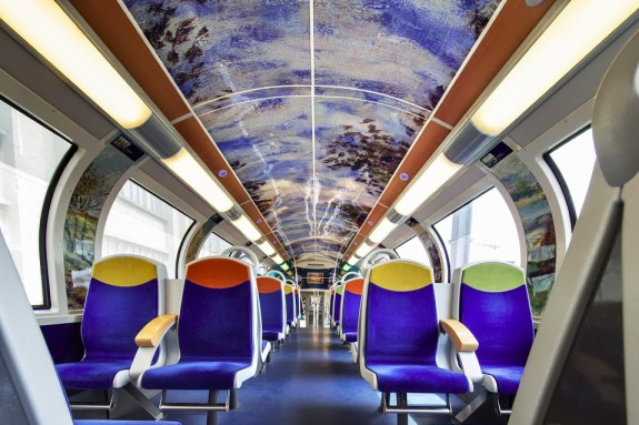 sncf train impressionniste 2013 Art+in+Transit_Image+2