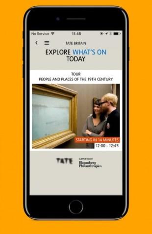 tate app 2017 tateappexplore