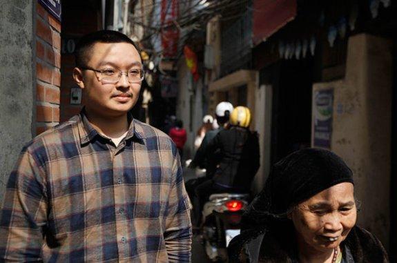 Nguyen Tri Quang (c) vovworld.vn