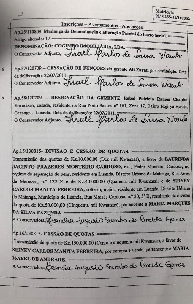Laurinda Cardoso