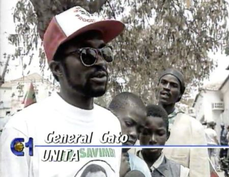 Os meus primeiros contactos com Jonas Savimbi (I) - Lukamba Gato