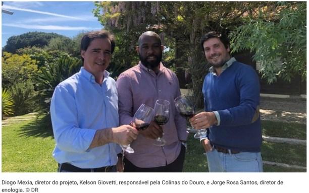 """Colinas do Douro: O projeto de vinho do sobrinho do general """"Kopelipa"""""""