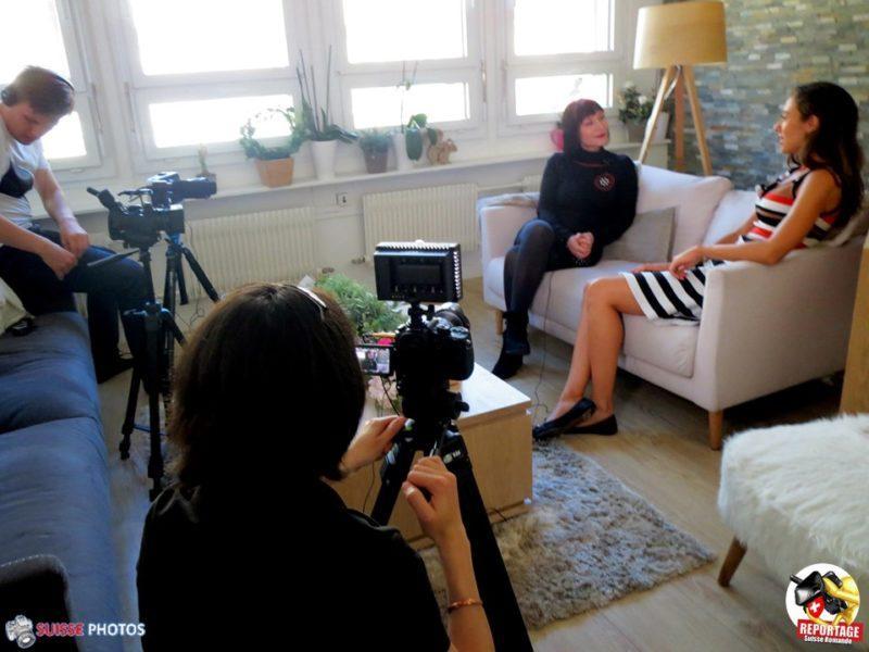Interview Bessa Myftiu