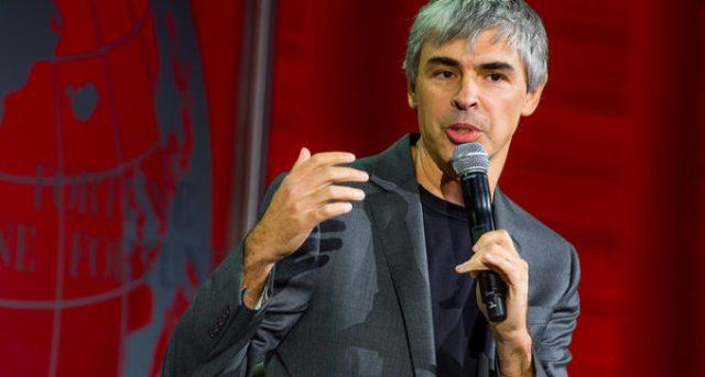 Historias de personas de éxito: Larry Page, cocreador de Google ...
