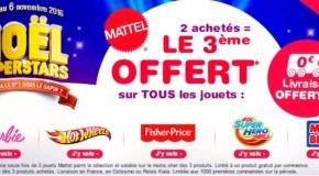 Code promo Toys r us réduction soldes 2017