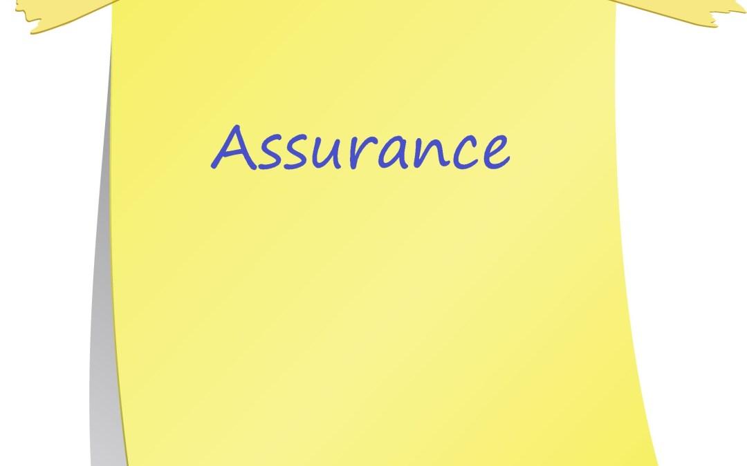 Assurance de l'association