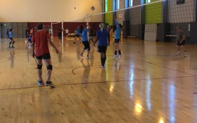 Amateur de Volley-ball, venez nous rejoindre à partir de lundi midi 2 septembre 2019