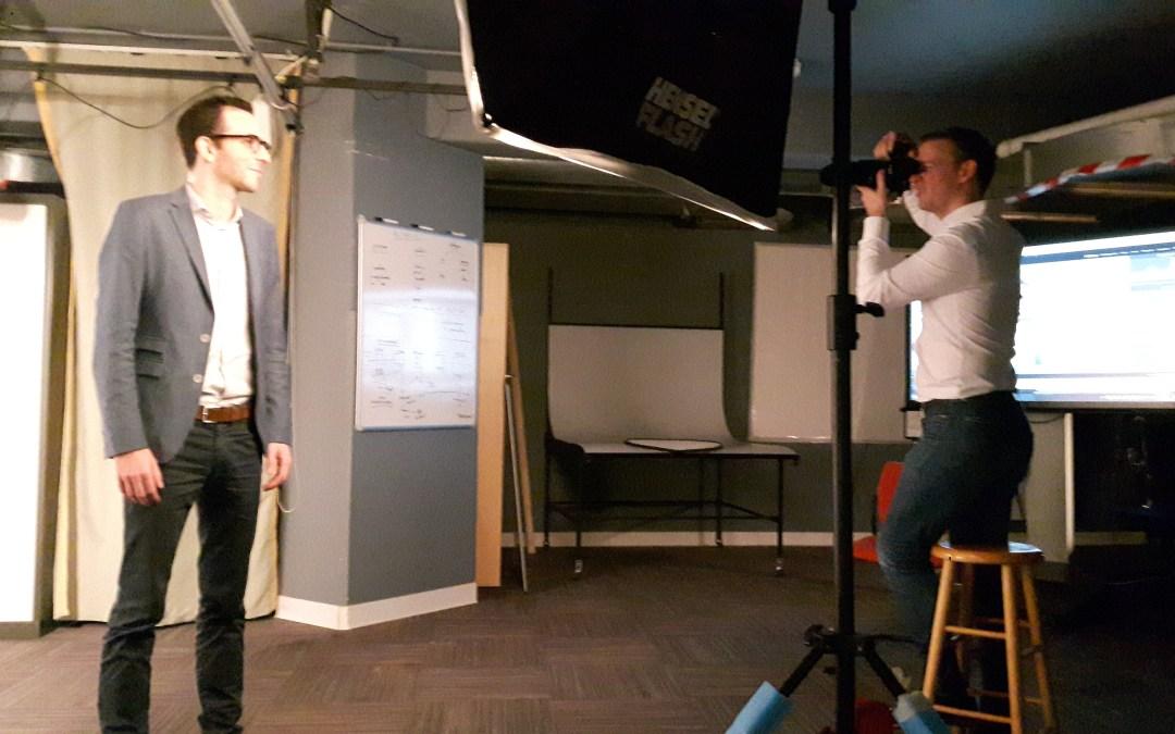 Le club photo Picasso « à Iso 92 » fait son Téléthon !