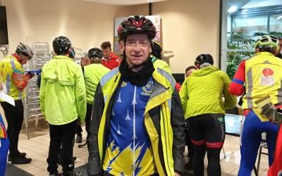 Cylco – 1er qualificatif de PBP : BRM 200 km Dimanche 10 mars 2019 – Alain MORAINE