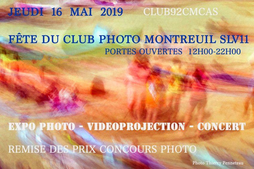 Photo Montreuil – Fête annuelle le 16 mai 2019