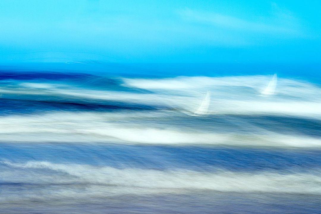 Vague bleue - Thierry Penneteau -