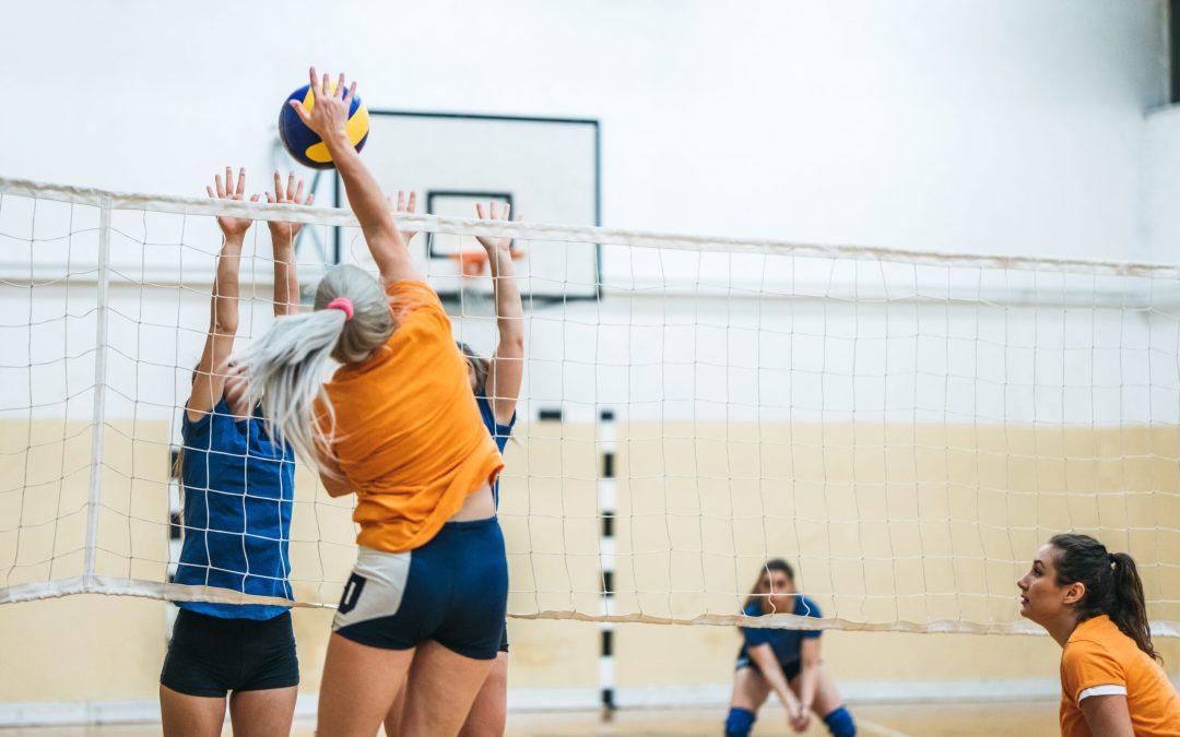 Après plus de 18 mois d'arrêt, la section Volley ball va pouvoir reprendre son activité !