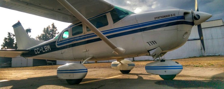 "Cessna 206: ""Stationair 6"""