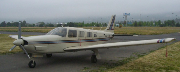 """Piper PA-32: """"Saratoga"""""""