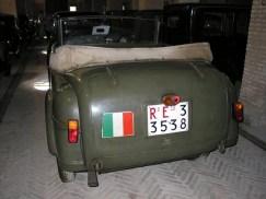 1939 Alfa Romeo 6C 2500 Coloniale Torpedo Militare-rV=mx=