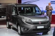 Fiat Doblò 2015 Salone Hannover