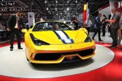 Ferrari 458 Speciale A Salone di Parigi 2014 2