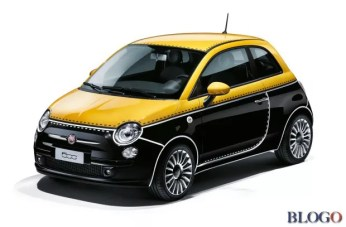 Fiat 500 Couture Ron Arad Edition 1