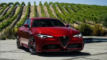 Alfa Romeo Giulia Quadrifoglio 5