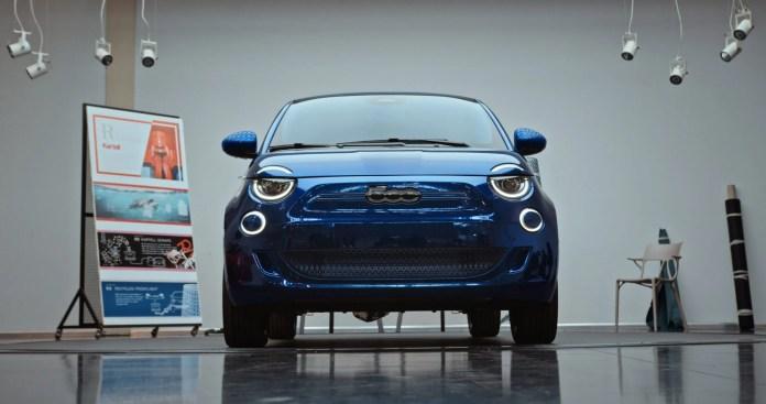 New Fiat 500 Elettrica One-Shot