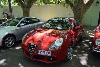 Rally 35º Aniversario - Club Alfa Romeo