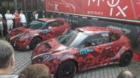 Alfa Romeo MiTo RX - RallyCros