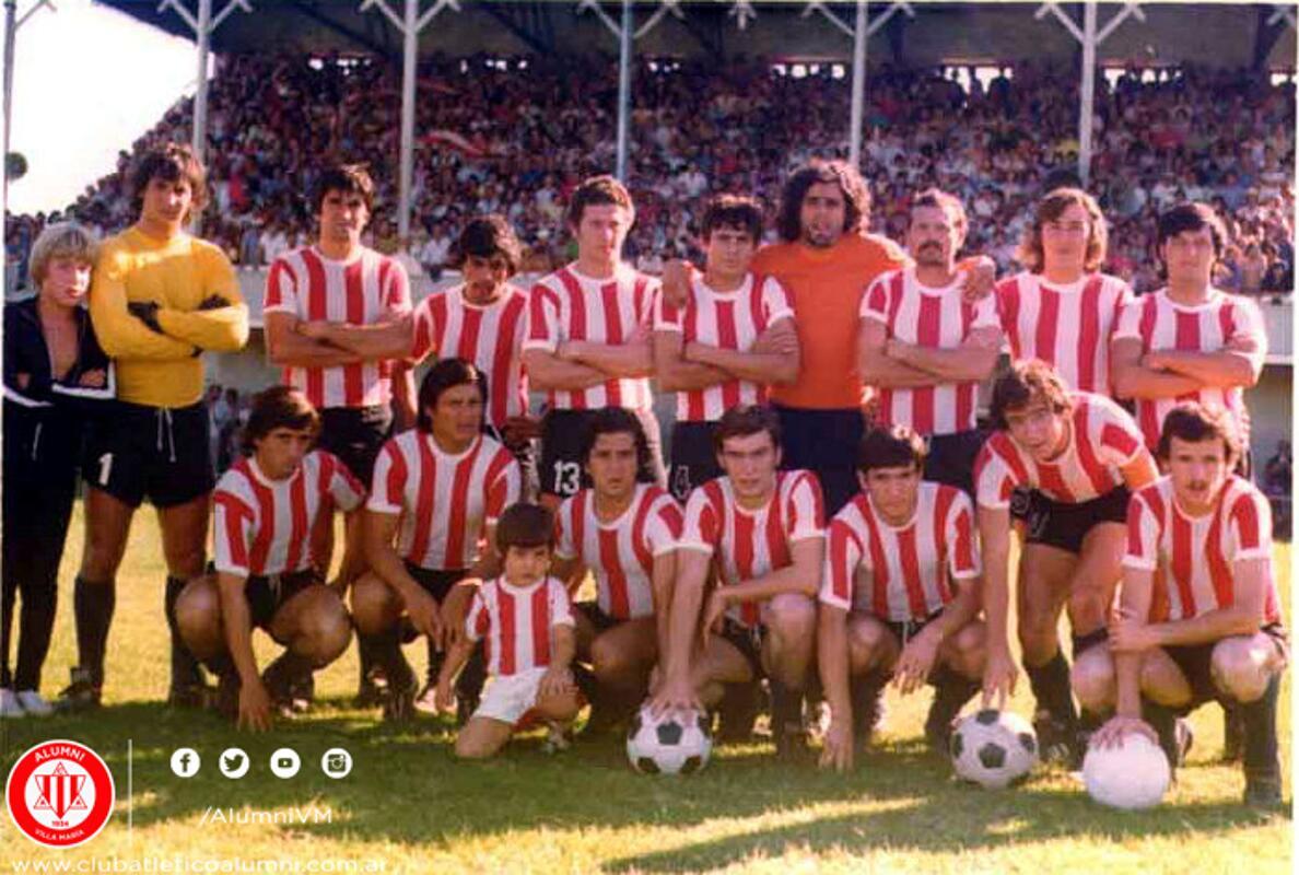 Alumni Regional 1976
