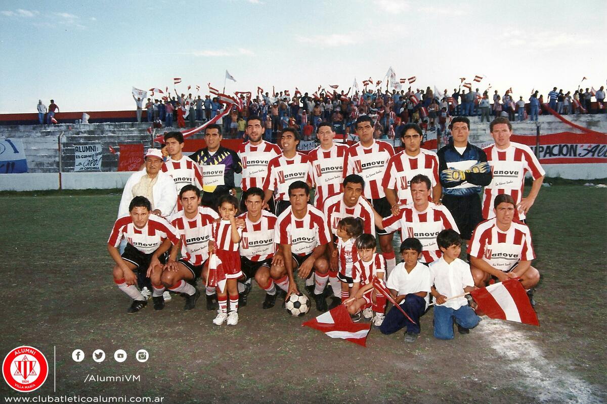 Alumni Campeón ACF 1996